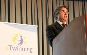 João Casanova, Deputy Minister for Education and Science of Portugal